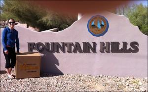 balikbayan boxes Fountain Hills, Arizona