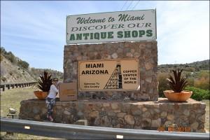 balikbayan boxes Miami, Arizona