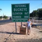 balikbayan boxes in Buckeye, AZ
