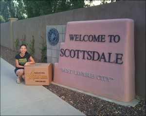 balikbayan boxes in Scottsdale, AZ