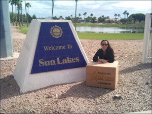 balikbayan boxes Sun Lakes, Arizona