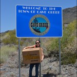 balikbayan boxes in Cave Creek, AZ