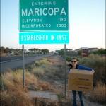 balikbayan boxes in Maricopa, AZ