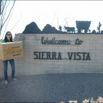 Star Kargo AZ picks up balikbayan boxes in Sierra Vista, Arizona!