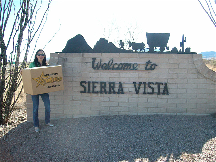 ups sierra vista arizona