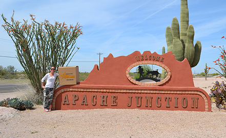 Star Kargo Services Apache Junction, AZ!
