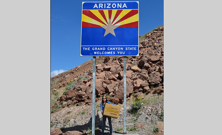 Star Kargo Services the entire State of Arizona