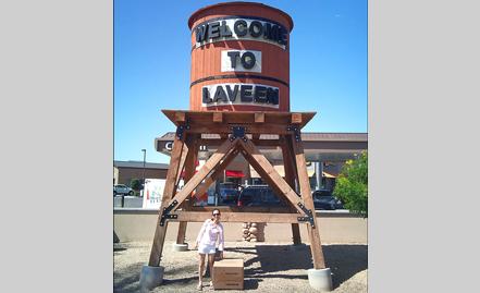 Laveen AZ